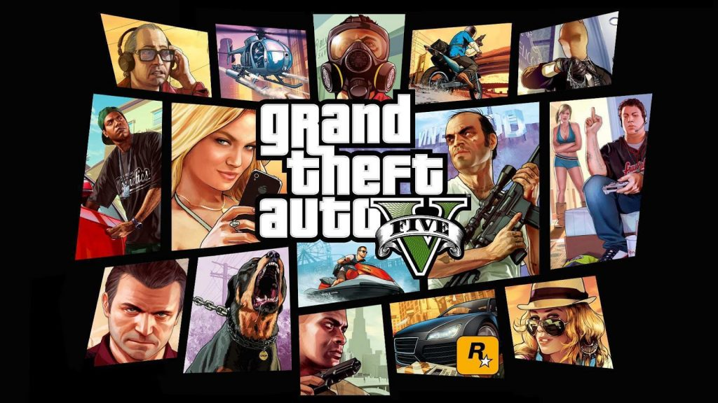 Gta 5 Highly Compressed For PC In Just 400Mbx88Parts