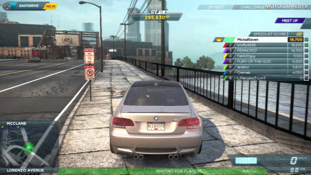 Need for Speed Most Wanted 2012 Highly Compressed 500MBx5