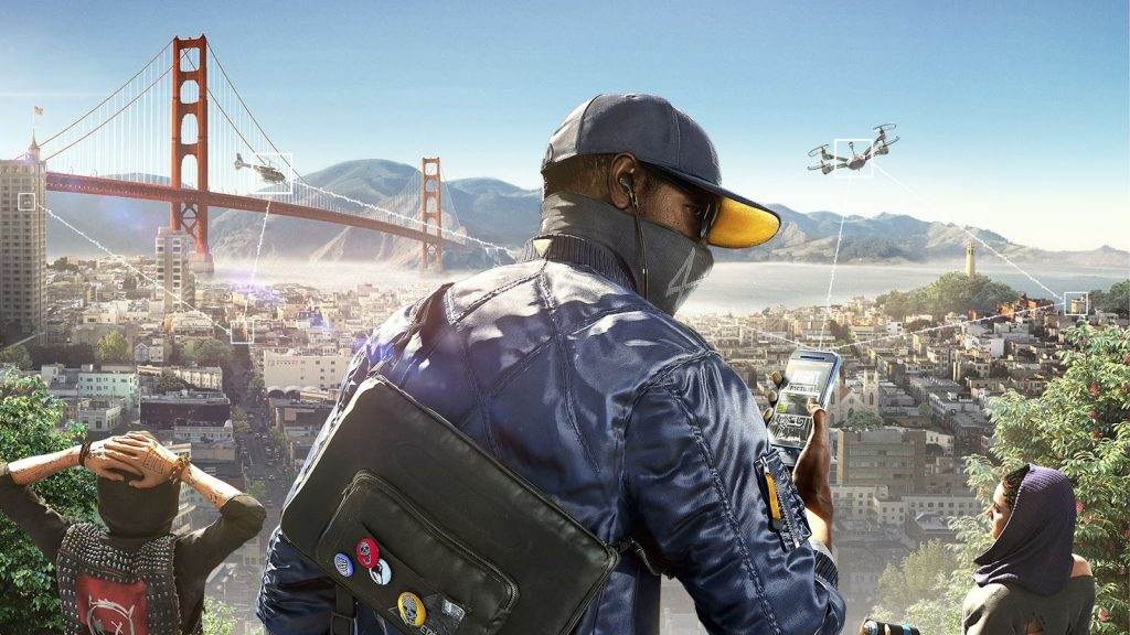 Watch Dogs 2 Highly Compressed For Pc 500MBX34 Parts D L C