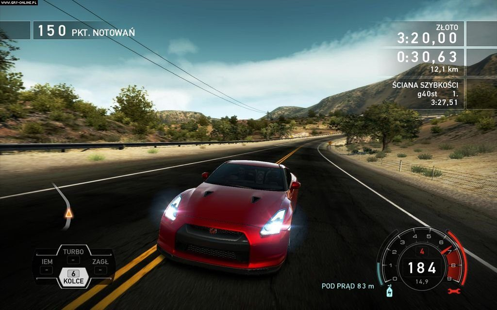Need For Speed Hot Pursuit For Pc Highly Compressed 600mbx6parts