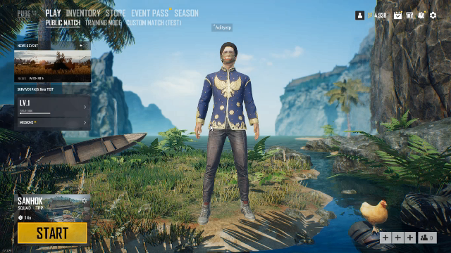 Download PUBG PC LITE Highly Compressed 400MBX5Parts sanhok
